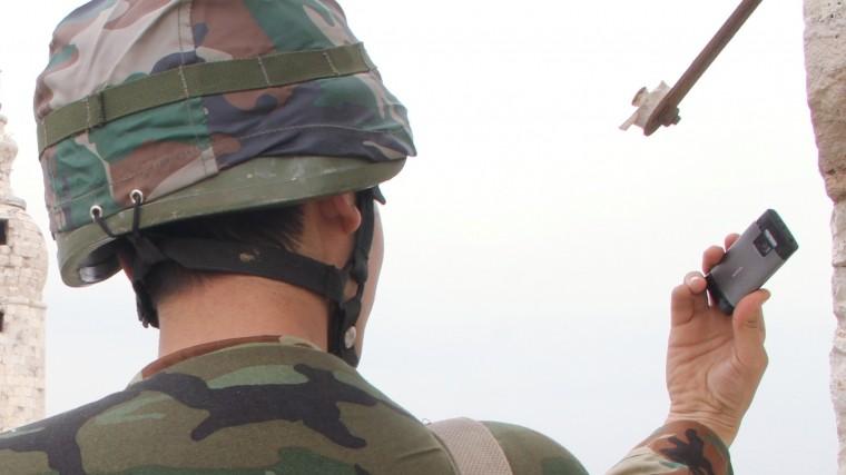 селфи российской армии попасть запрет