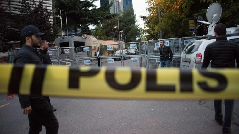 турция сообщила обнаружении тела убитого журналиста хашогги