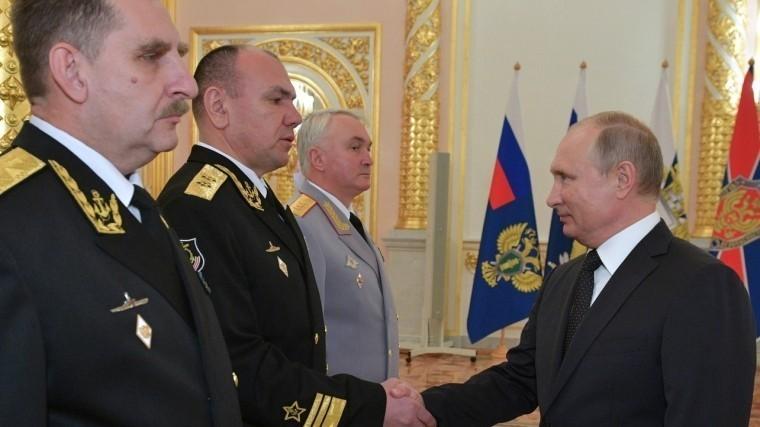 путин высоко оценил оснащенность российской армии