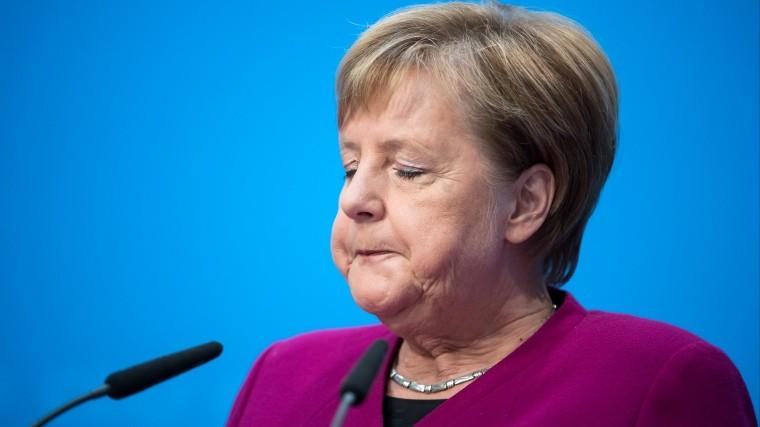 меркель готова уйти поста канцлера германии