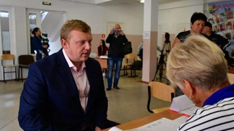 коммунисты приморья отказались выдвигать ищенко выборы губернатора края
