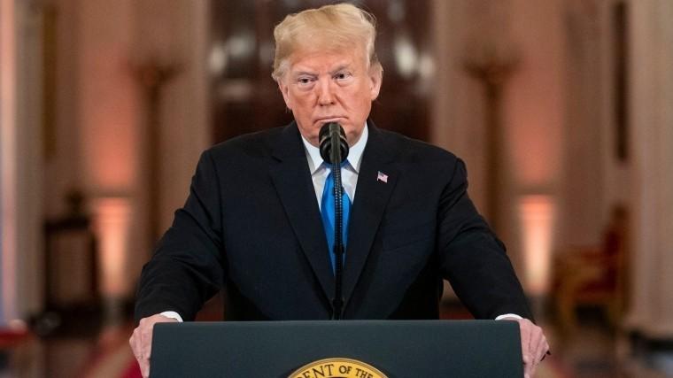 Генпрокурор США подал вотставку