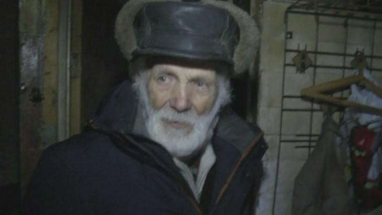 томске пенсионер замерзает своем доме ограбления