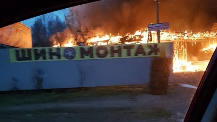 Количество погибших при пожаре вЛенобласти возросло допяти человек