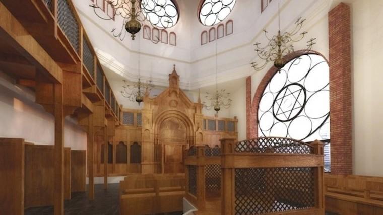калининградский пенсионер пожертвовал миллион рублей восстановление синагоги