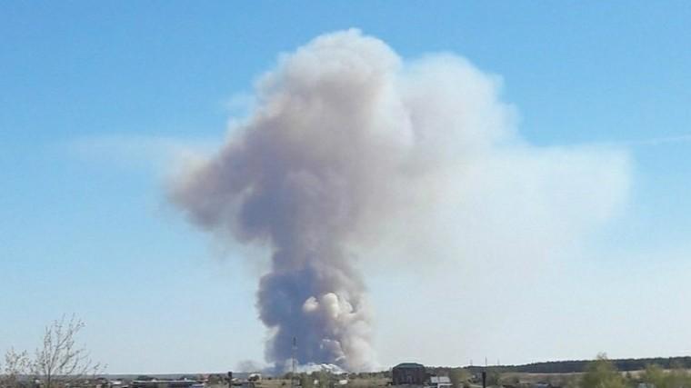 ВТурции четверо военных погибли при взрыве боеприпасов