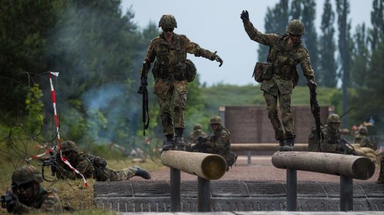 германии раскрыт военный заговор против неугодных политиков