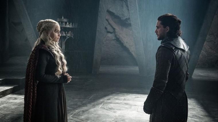 восьмой сезон игры престолов выйдет апреле