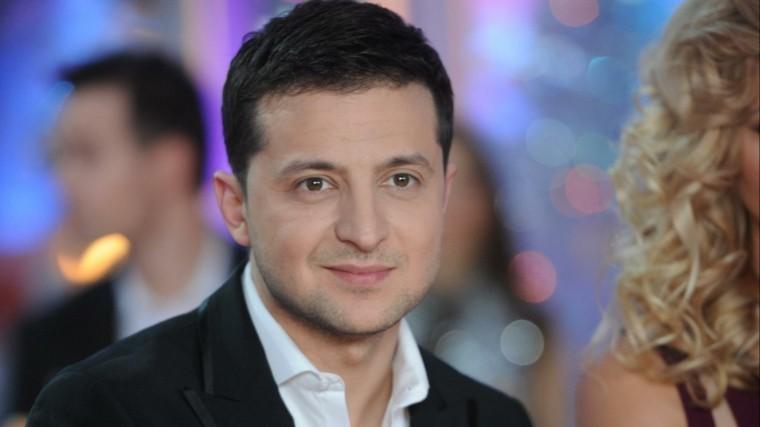 зеленский шуток собрался стать президентом украины выбрал лозунг