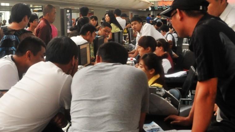 300 российских пассажиров вылететь китайского острова хабаровск
