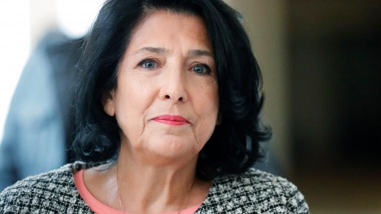 президентом грузии стала саломе зурабишвили