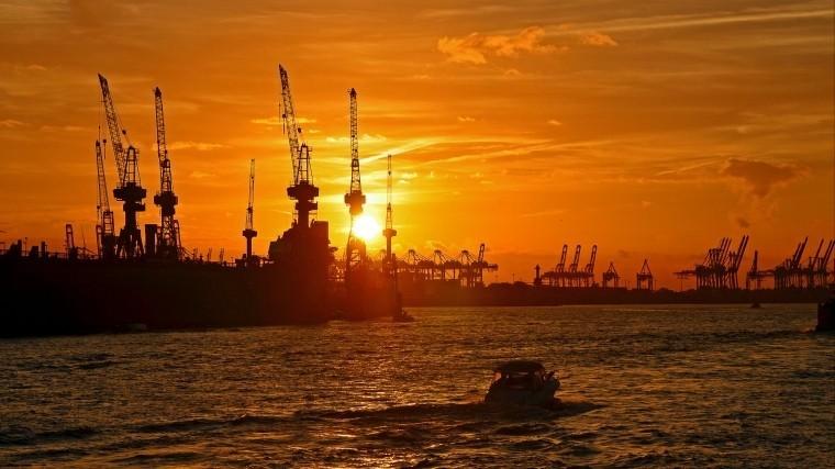 германии предложили закрыть порты российских судов