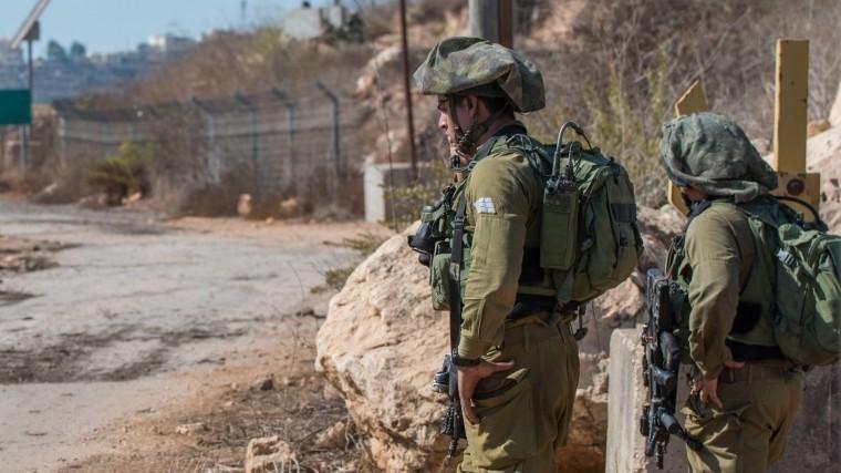 израиль объявил начале спецоперации границе ливаном
