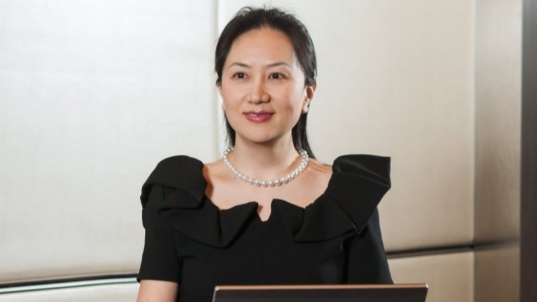 китай выразил протест связи задержанием топ-менеджера huawei канаде
