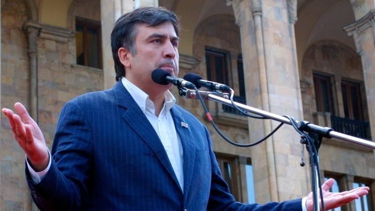 Вбой идут «тяжеловесы»: Саакашвили будет вести новое ток-шоу наУкраине