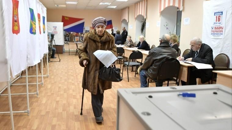завершилось голосование выборах губернатора приморья