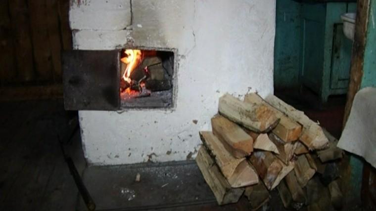 жители российской глубинки замерзают домах нехватки дров