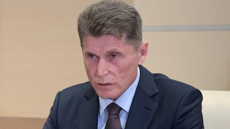 избирательная комиссия приморья признала олега кожемяко губернатором региона