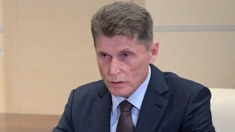 Политолог озвучил формулу успеха Кожемяко навыборах губернатора Приморья