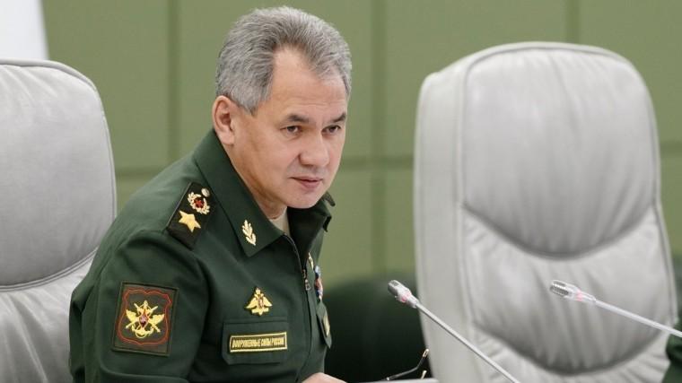 шойгу заявил беспрецедентной оснащенности российской армии