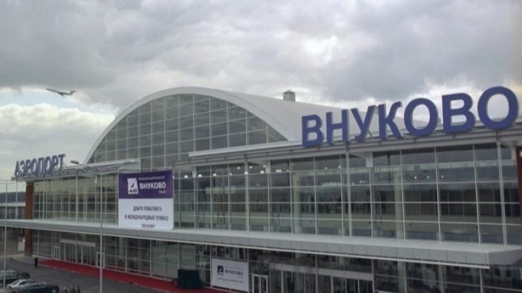 Самолет, вылетевший изБелгорода вМоскву, запросил экстренную посадку воВнуково