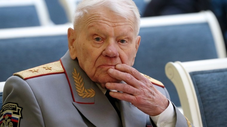 Скончался легенда МЧС— генерал Дмитрий Михайлик