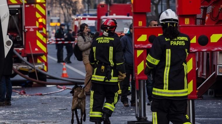При взрыве вПариже пострадал украинский турист