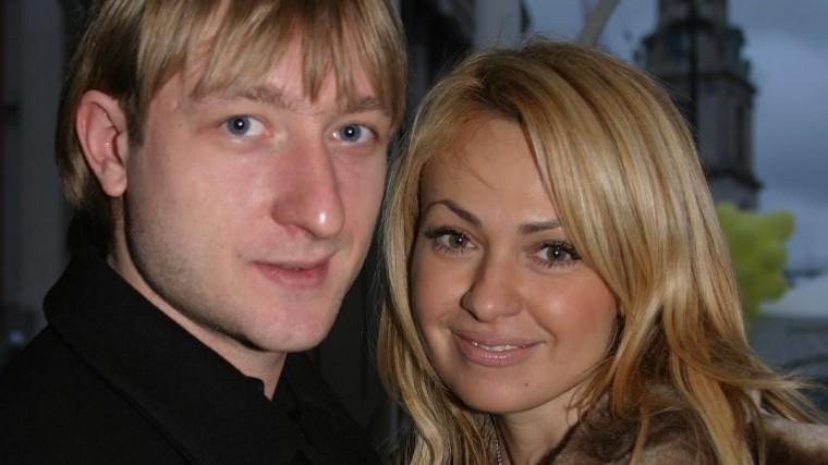 Рудковская отказалась комментировать состояние Плющенко