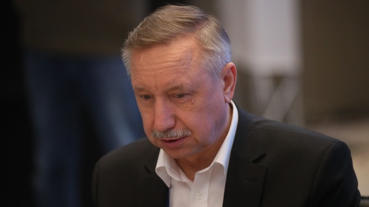 глава петербурга александр беглов доверил руководящие посты пятерым