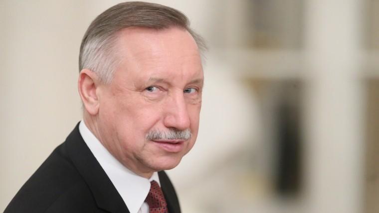 глава петербурга назначил глав городских комитетов