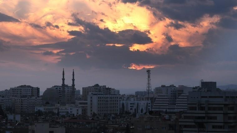 сирийский поселок варида прибыл российский гуманитарный груз