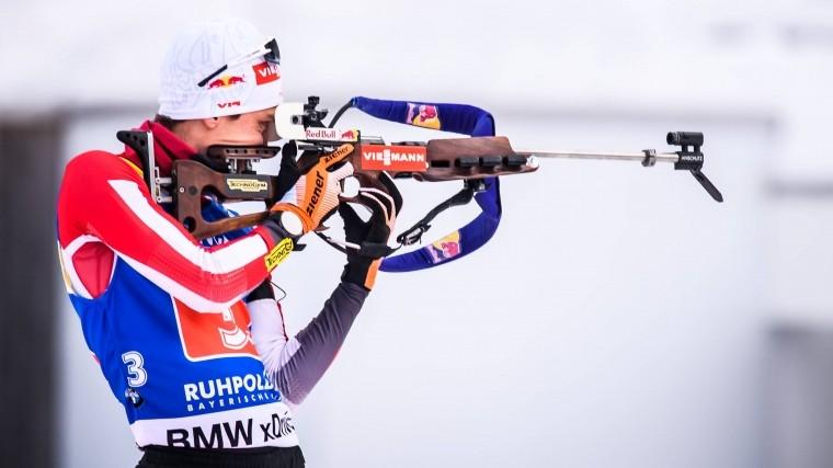 российские биатлонисты остались медалей этапе кубка мира германии
