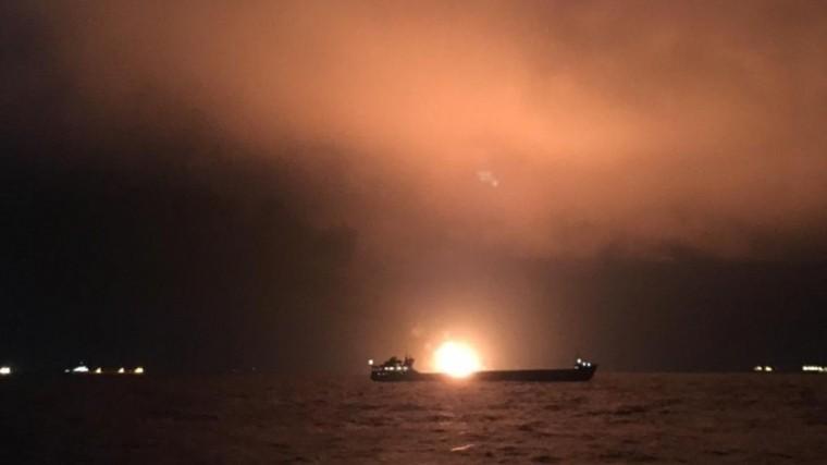 спасательная операция керченском проливе переговоры российских моряков