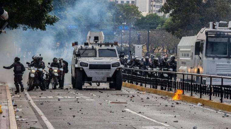 число арестованных ходе протестов венесуэле возросло 218