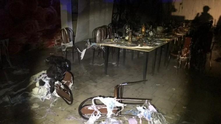 задержана арендатор помещения кафе саратовом произошел взрыв