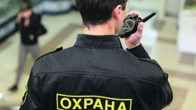 СКпроводит проверку трамирования вТЦНовороссийска охранниками двух девочек
