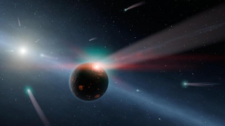 Ситхи атакуют! : ученые зафиксировали неизвестные световые вспышки вкосмосе
