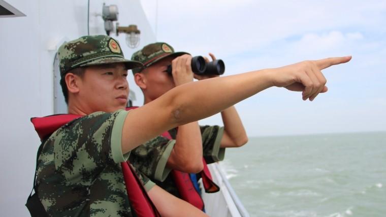 китайские корабли вошли спорные японией территориальные воды