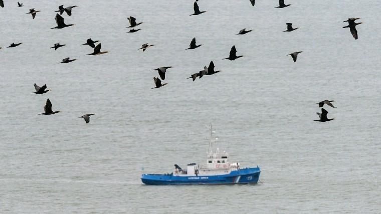 «Моряки— люди стойкие»: ВКерчи рассказали овозвращении капитана «Норда»
