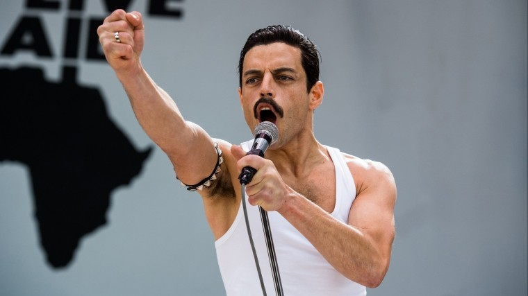 Рами Малек получил премию BAFTA зароль в«Богемской рапсодии»