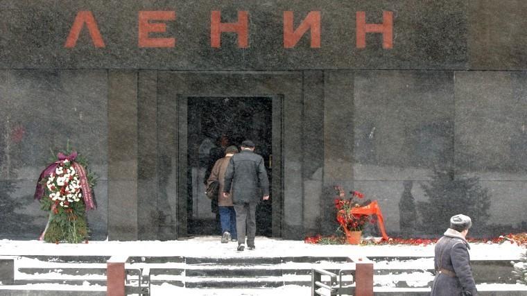 Мавзолей Ленина вМоскве временно закроется