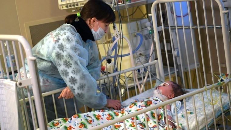 Врачи рассказали осостоянии магнитогорского малыша Вани Фокина