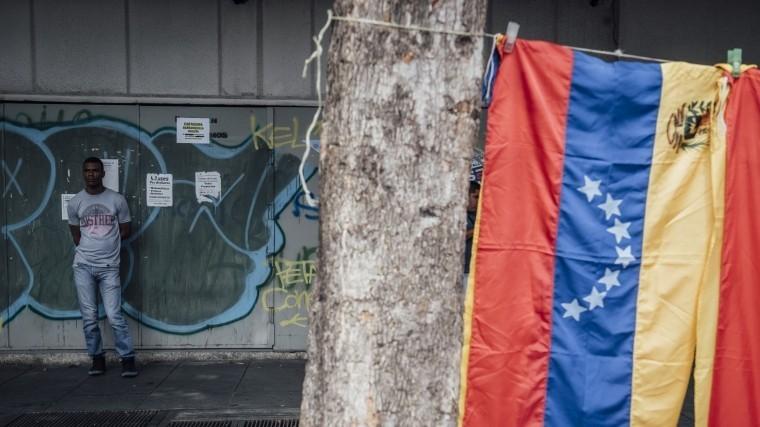 германии назвали признание гуайдо нарушением международного права