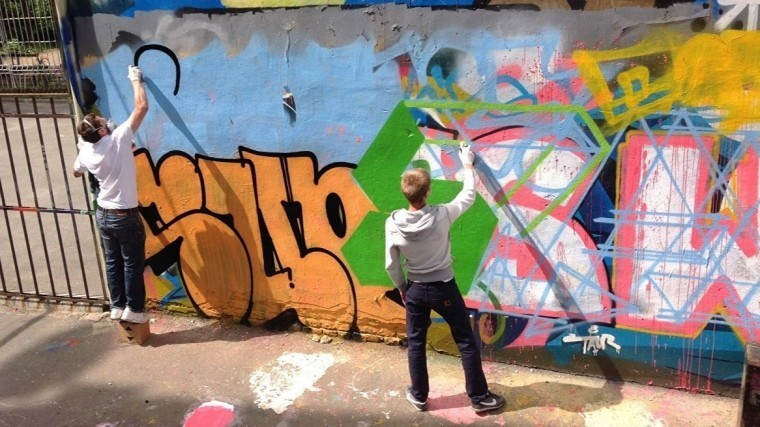 сделали шаг депутат закса петербурга легализации граффити