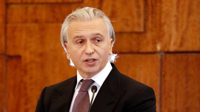 избран футбольного дюков президентом александр союза нав российского