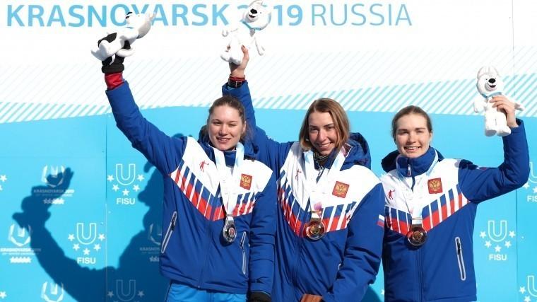 сборная россии побила рекорд количеству медалей универсиаде