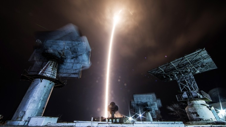 Видео: Наорбиту отправился очередной экипаж МКС