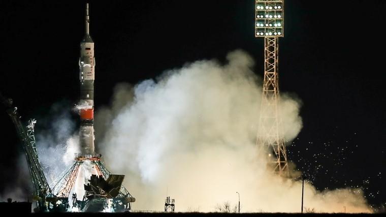 Пилотируемый корабль «Союз МС-12» вышел назаданную орбиту