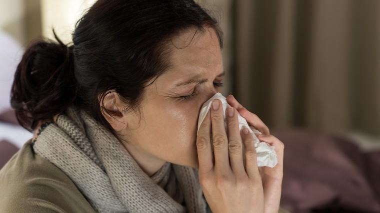 Полезный лайфхак: Как вылечить насморк