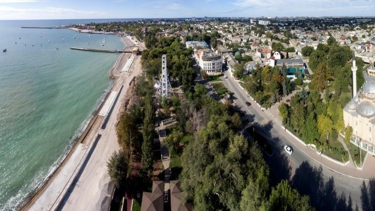 Видео: ВСимферополе отмечают пятую годовщину воссоединения Крыма сРоссией
